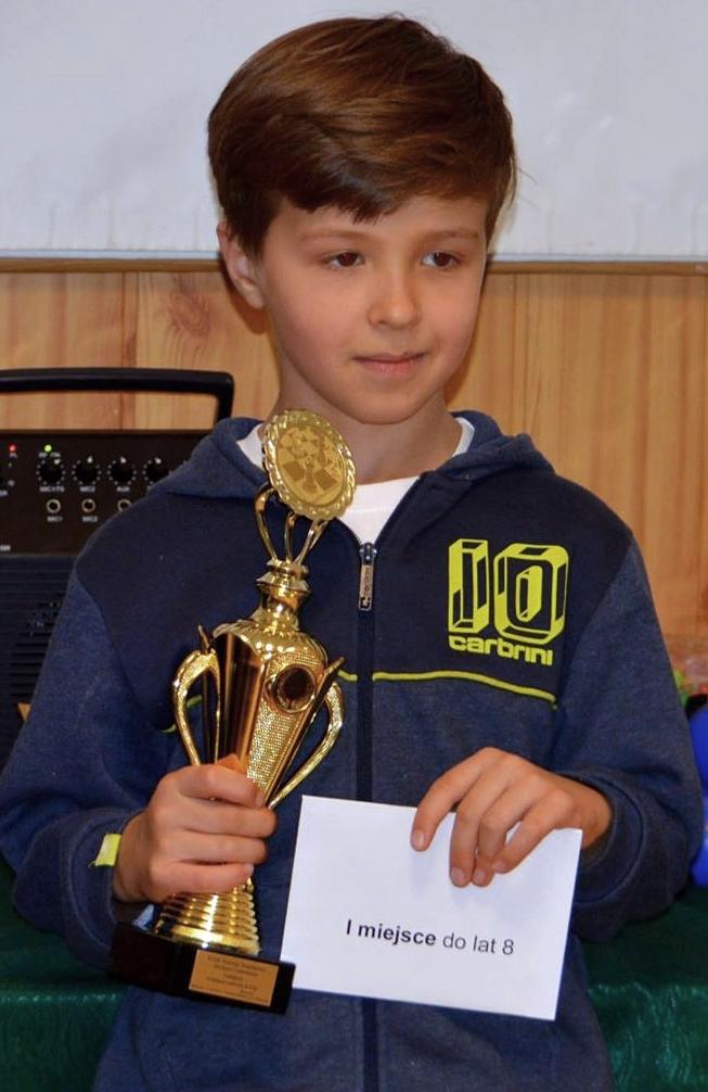 Nasi uczniowie na turniejach szachowych z okazji Dnia Niepodległości