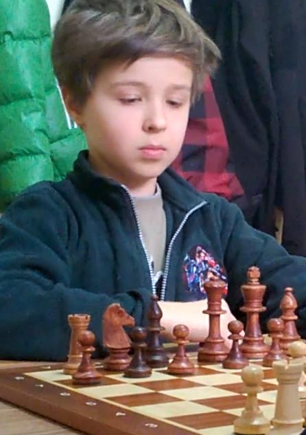 Dominik Nocek - Ferie z szachami