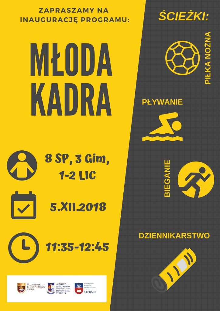 MŁODA KADRA -SEZON 2-